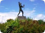 National Hero Statue - Bussa