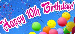 Happy 10th Birthday Totally Barbados