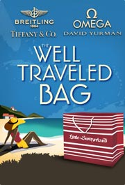 The Well Traveled Bag from Little Switzerland Barbados