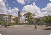 Learn about the Barbados National Heroes Gallery and Barbados Museum of Parliament