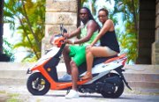 Tour Barbados with Paradise Scooter Rentals