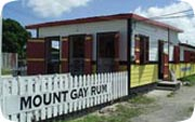 Barbados Mount Gay Rum Shop
