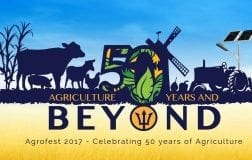 Agriculture - 50 Years and Beyond