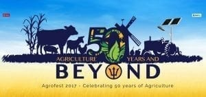 Agrofest 2017 - Celebrating 50 years of Agriculture in Barbados.