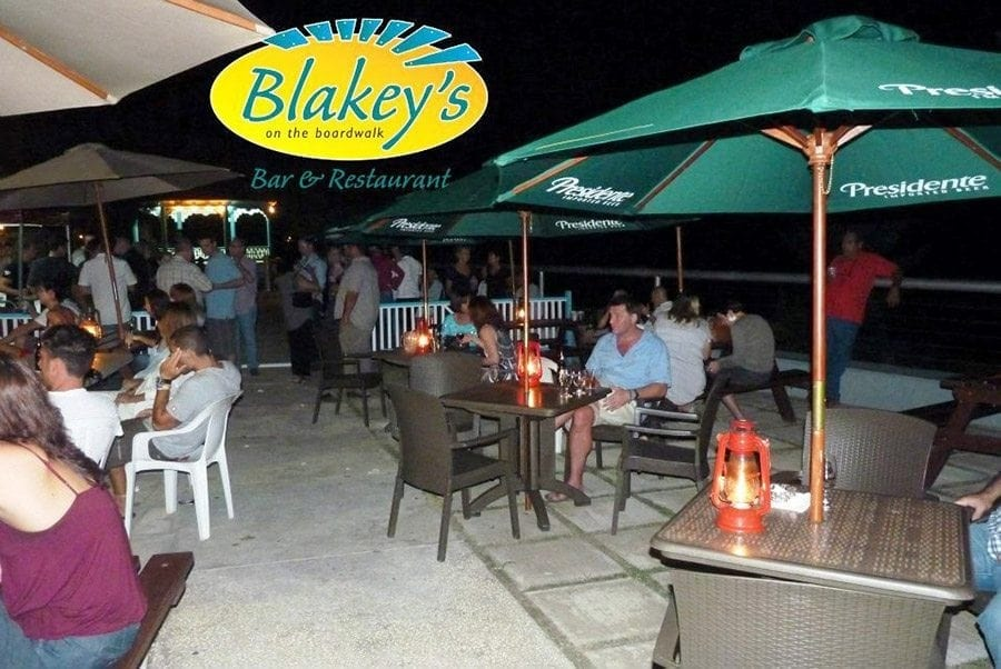 Blakey's is always buzzing with life.