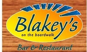 Blakey's On The Boardwalk Bar and Restaurant in Barbados.