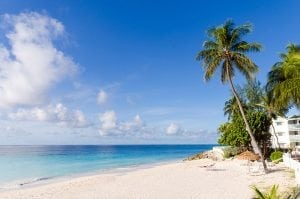 Come and explore the Barbados beaches such as this one near Bougainvillea Beach Resort.