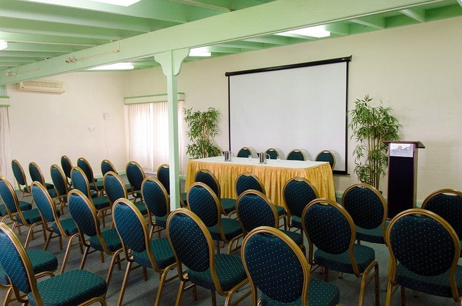 Host your meeting or conference at Bougainvillea Beach Resort.
