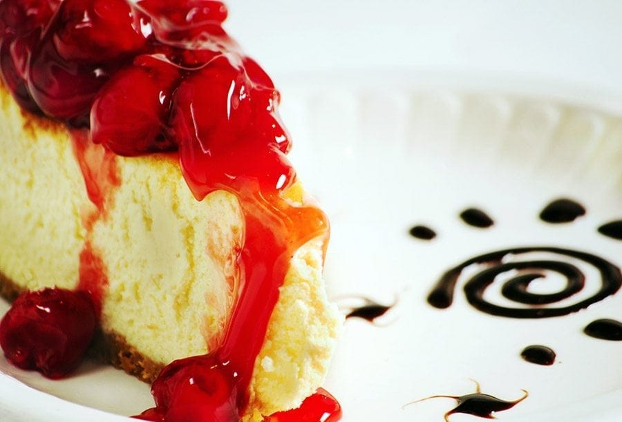 Choose from an array of desserts at Bubba's Sports Bar & cheer Victory!