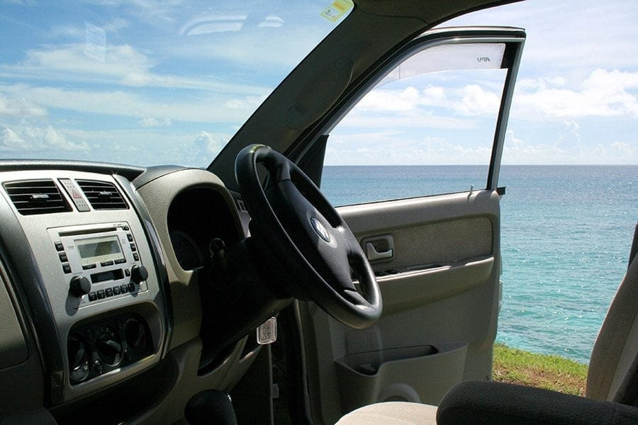 Find all the hidden Barbados beauties with a rental from Chelsea Motors.