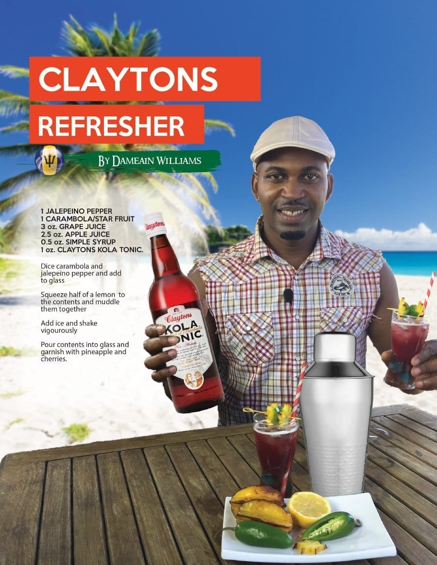 Claytons Refresher