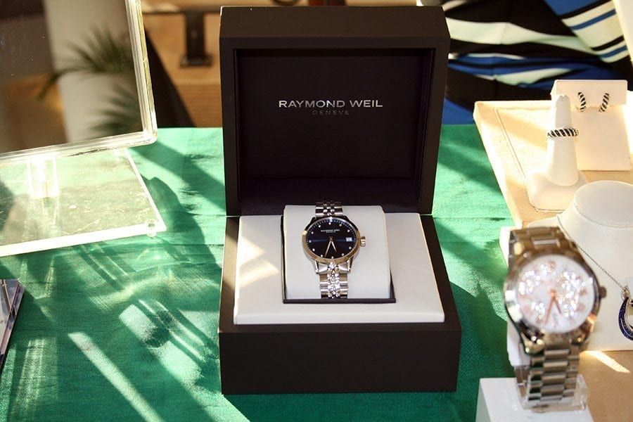 Signature Time Pieces Available in Barbados at Colombian Emeralds International.