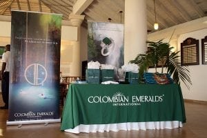 Supporting Charity Events in Barbados - Colombian Emeralds International.