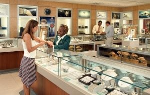Selecting that perfect piece of Jewelry at Colombian Emeralds International