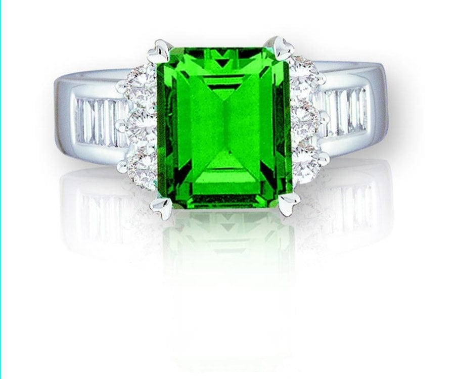 Barbados Duty Free Jewelry available at Colombian Emeralds International.