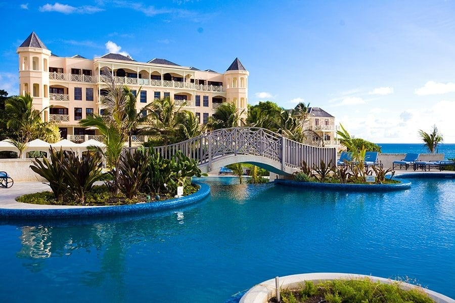 The Luxurious Crane Resort in Barbados