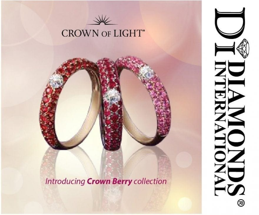 Diamonds International - Introducing Crown Berry Collection  in Barbados.