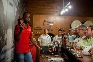 Mount Gay Cocktail Workshop