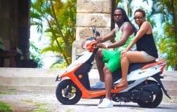 Take a tour of Barbados on a Scooter