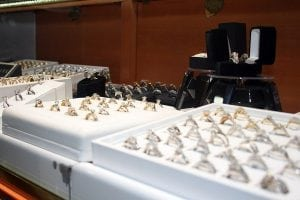 Diamonds and Jewelry in Barbados available at duty free prices at the Royal Shop.