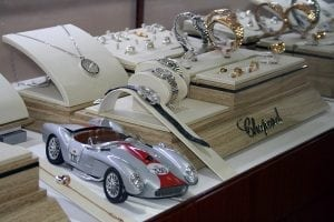 Jewelry and Watches are available at the Royal Shop in Barbados.