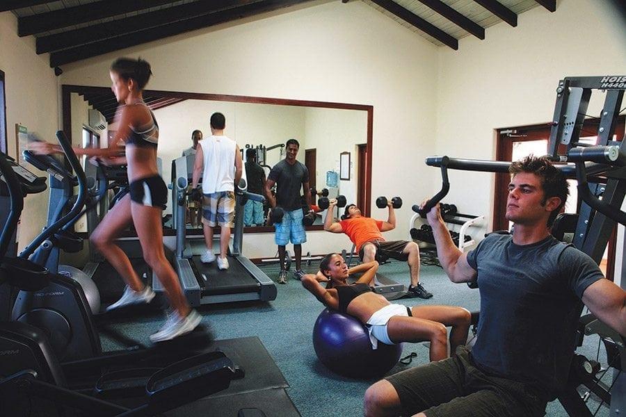 Gym at Sugar Cane Club