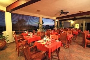 Barbados Dining Options at Sugar Cane Club Hotel and Spa.