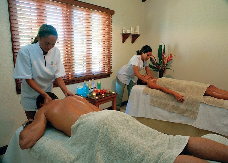Couples Spa Treatments