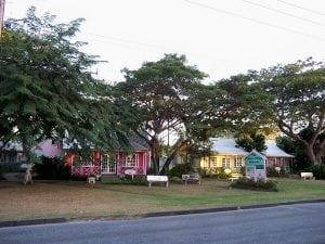 Chattel Village Shopping Centre in Sunset Crest.