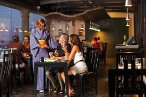 "Rated ""Barbados' No. 1 for Food"" by the 2010 Zagat Guide to the Best of Barbados, Zen, is The Crane's Asian restaurant."