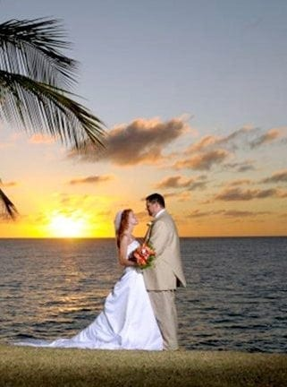 Barbados Sunset Weddings