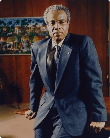 Meet a Bajan - Sir George Alleyne