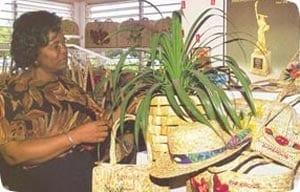 Meet a Bajan - Gloria Gaskin