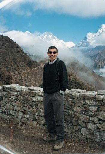 Meet a Bajan - Dr Haresh Gopwani