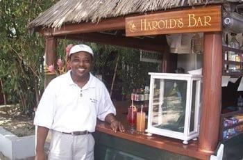 Meet a Bajan - Harold Shepherd's Bar