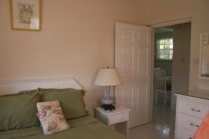 Spacious double bedroom - Miri-Joy Apartments Barbados.