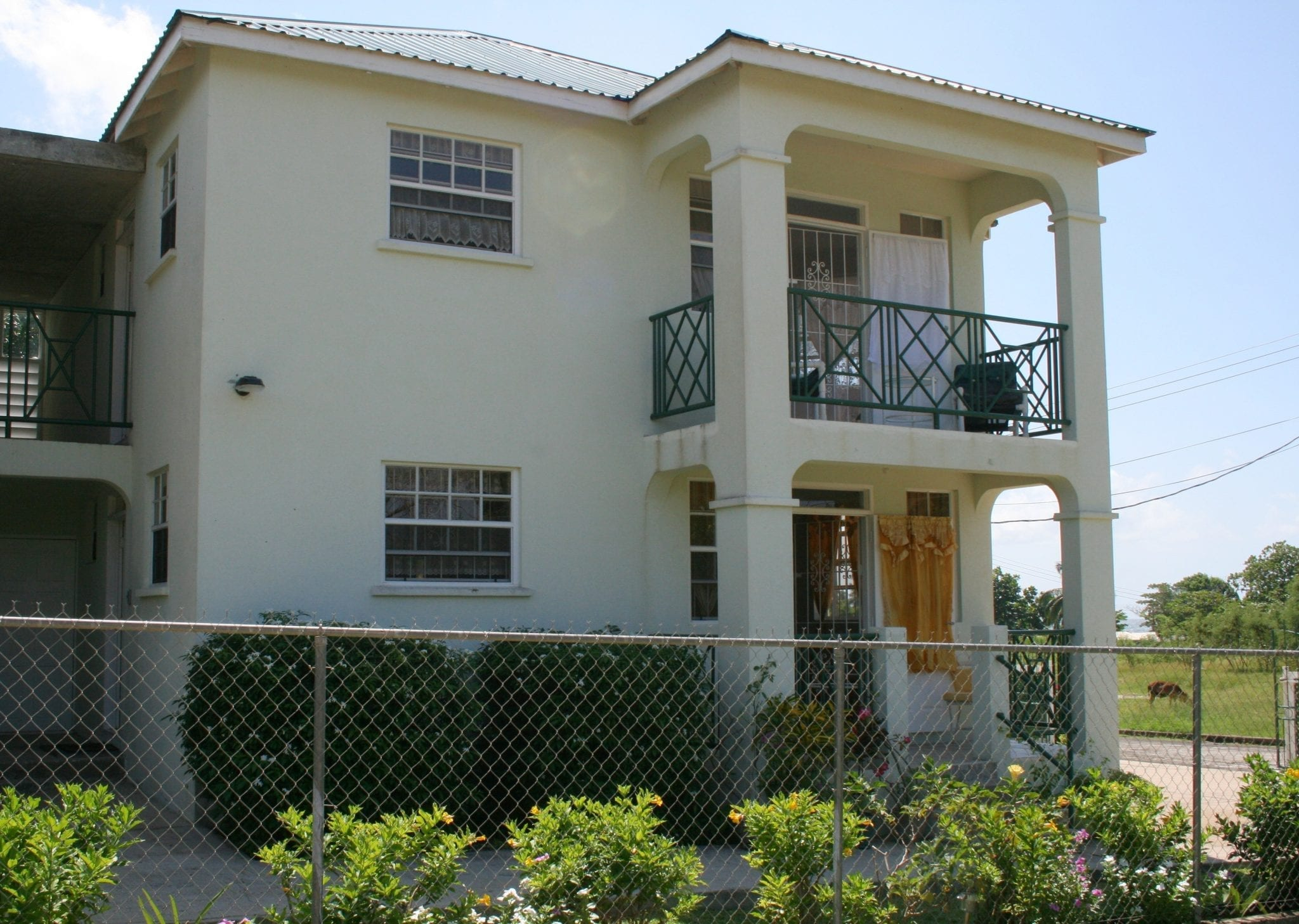 Tranquil Miri-Joy Apartments Barbados.
