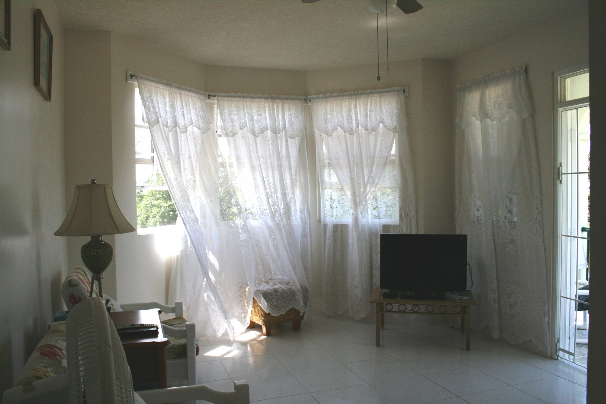 Bright and breezy Miri-Joy Apartments Barbados.