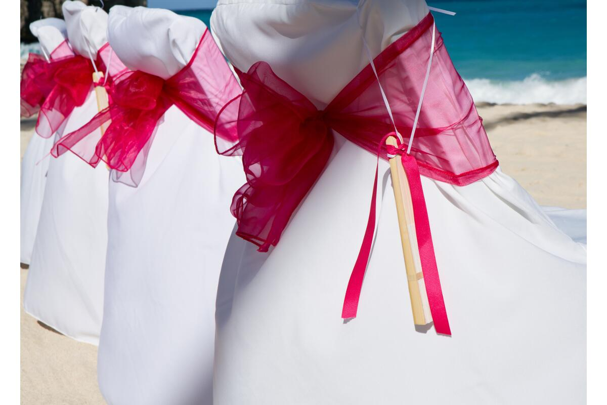 Barbados Weddings…beyond your imagination beach setting chic.