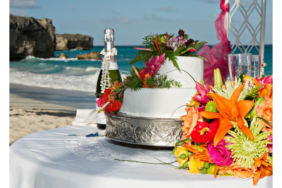 """Barbados beach weddings to go"" simplicity with Barbados Weddings…beyond your imagination!!"
