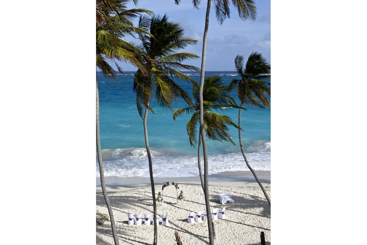 Barbados beaches, Barbados Weddings…the perfect combination.