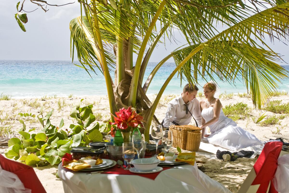 Barbados Weddings…beyond your imagination creates the wedding setting of your dreams.