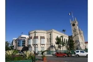 Parliament Buildings of Barbados