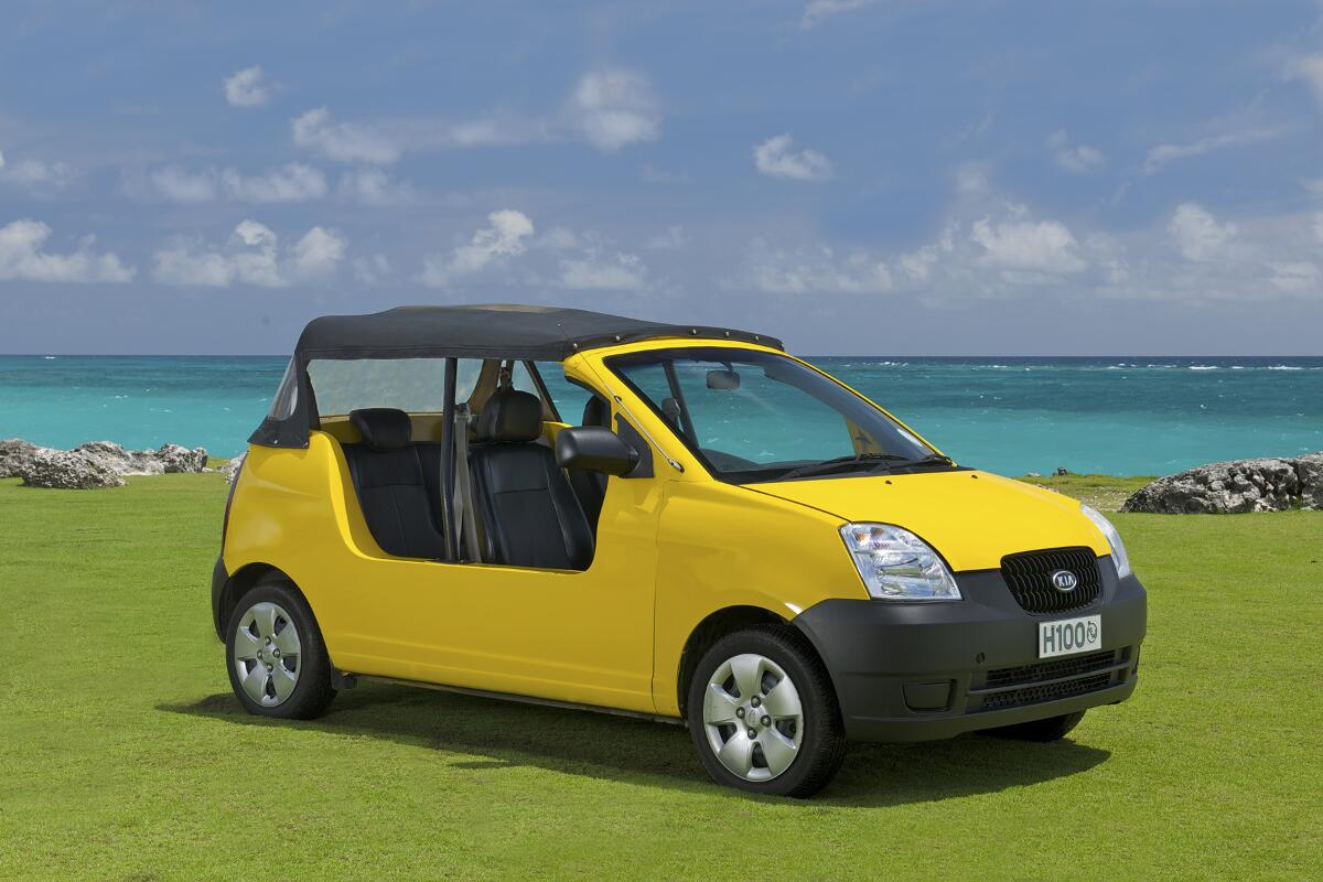 Stoutes Car Rental Ltd - Totally Barbados