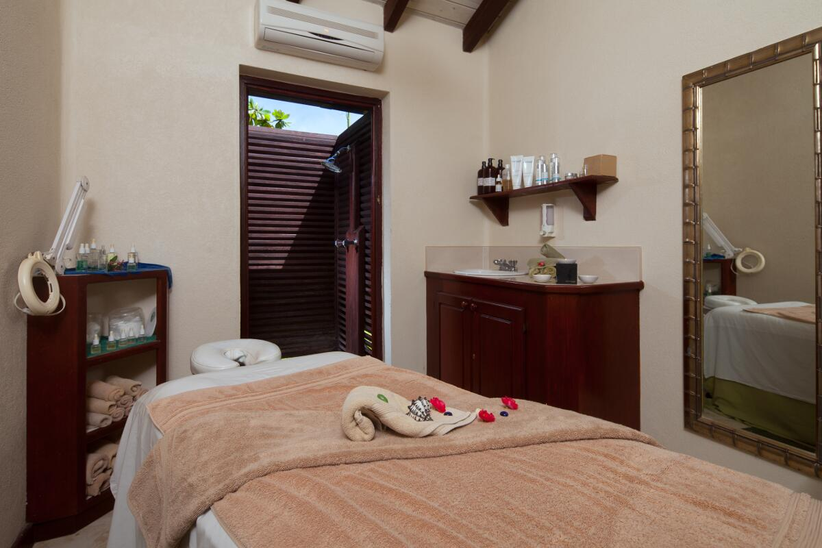 Barbados Spa Services Available at The Sugar Cane Spa.