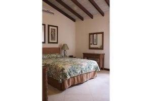 Bedroom Suite at Sugar Cane Club and Spa in Barbados.