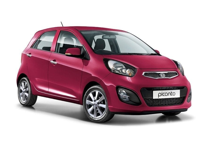 Zoom around Barbados in a Kia Picanto from Direct Car Rentals.