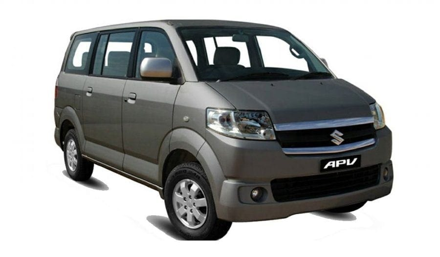 Suzuki APV Vans available for rent at Direct Barbados.