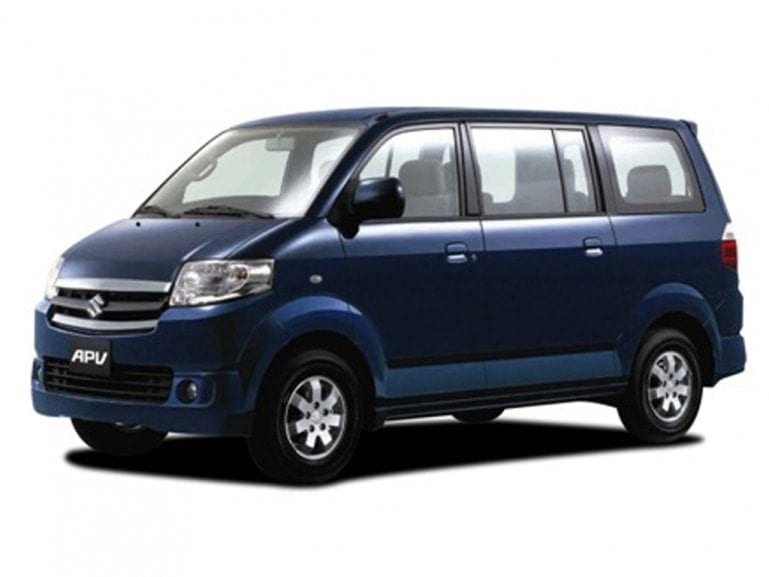 Direct Car Rentals in Barbados offers Suzuki APV CAR Rentals.