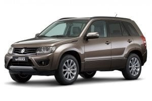 Hire a Grand Vitara SUV from Barbados Direct Car Rentals.